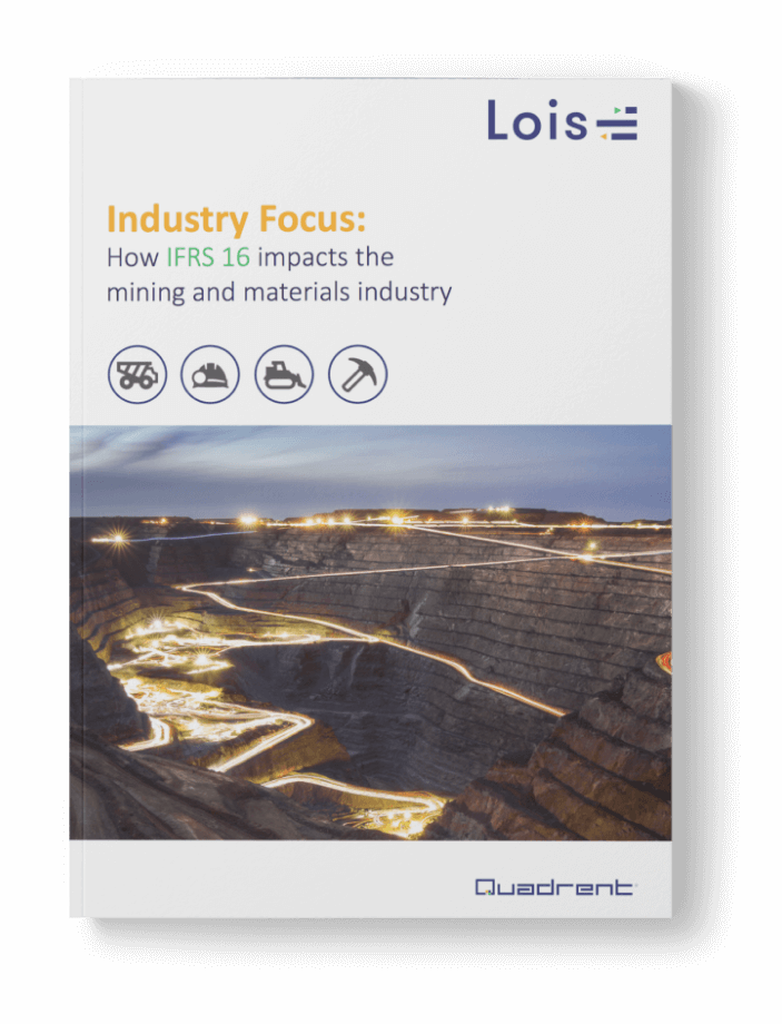 LOIS For Mining - IFRS16