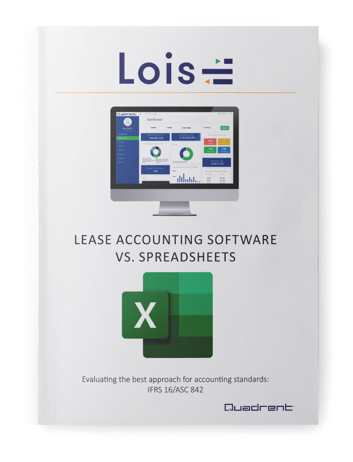 Spreadsheets vs Lease Accounting Software Cover
